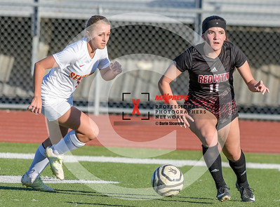 Girls Soccer 2018 Red Mountain vs Seton