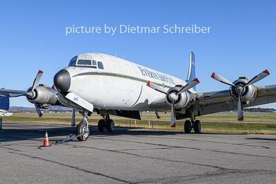 N6586C Douglas DC6