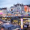 Festive Lausanne, Switzerland