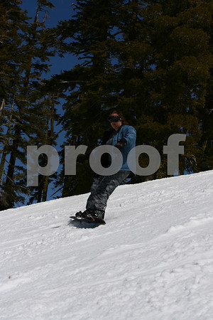 4/6/09 West Bowl Powderhorn Afternoon Action Photos Jack