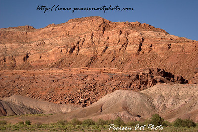 Painted Desert and Lake Powell