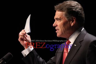 Rick Perry at Reagan Dinner