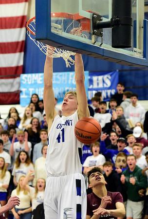 Photos: Palisade at Longmont Boys Basketball
