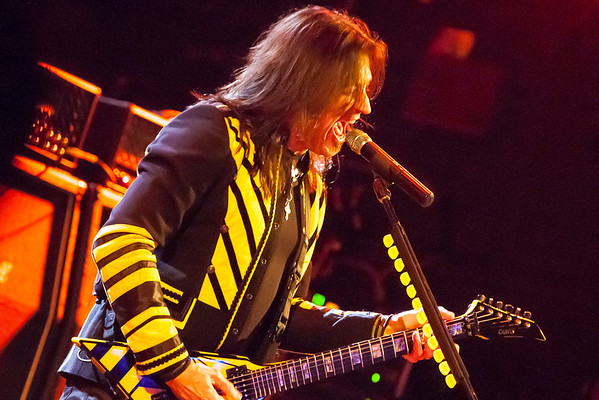 Stryper @ The Chance 2013