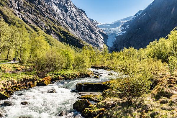 Norway In Spring