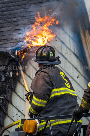 Somerville, MA 3rd Alarm - 11 Teele Ave - 5/5/18