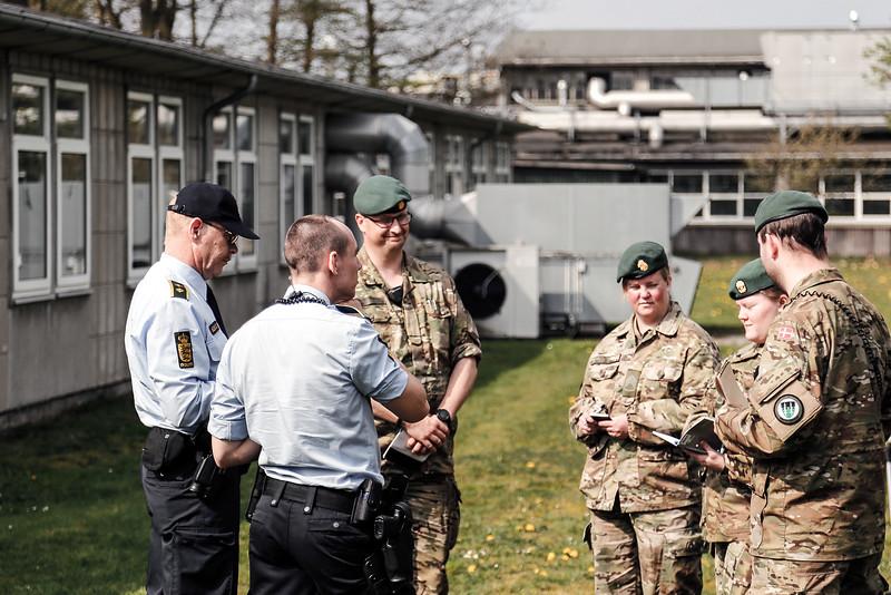 Taktisk leder Hjemmeværnet