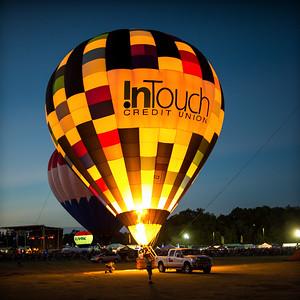 Plano Balloon Festival 2015