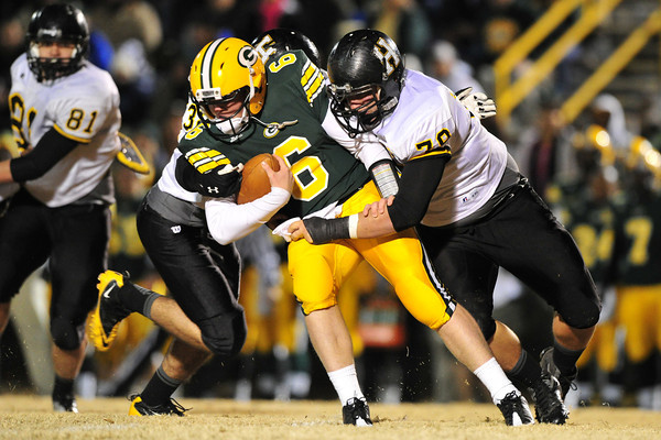 HHS - Gallatin Fball Playoff 2011