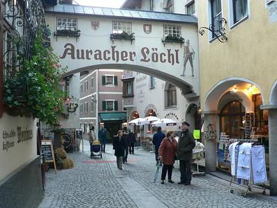 Austria - Graz and Kufstein