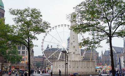 Amsterdam-Rotterdam. Netherlands 2015