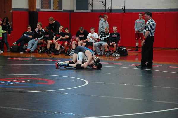 Wrestling: GA vs Penn Charter & Plymouth Whitemarsh