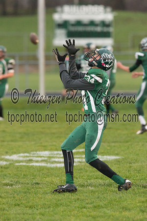 Monrovia vs South Vermillion 10/31/14