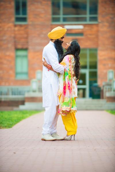 Aarti & Sunjeet