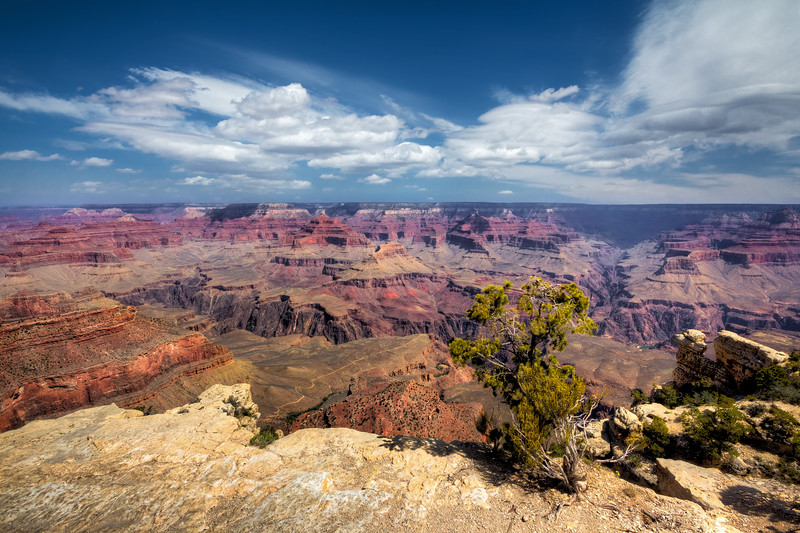 Travel Photography Blog - Arizona. Grand Canyon South Rim