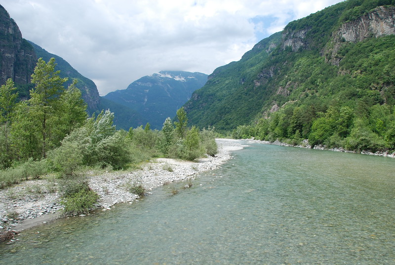 Maggia valley