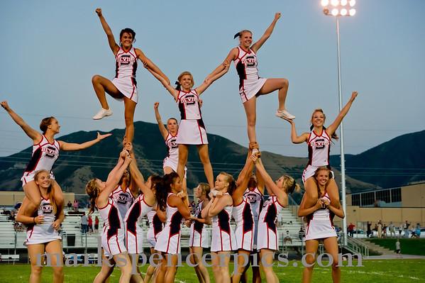 Cheerleaders 2011-12