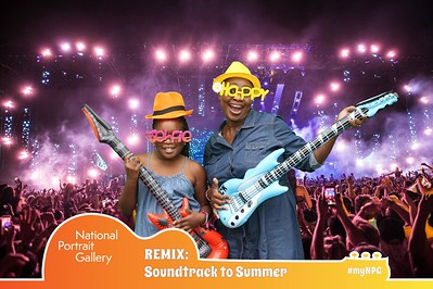 National Portrait Gallery REMIX: Soundtrack to Summer