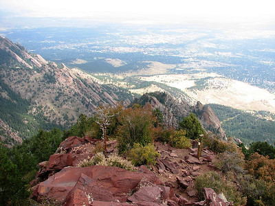 Bear Peak 9-14-2007