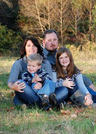 Sean Family Fall