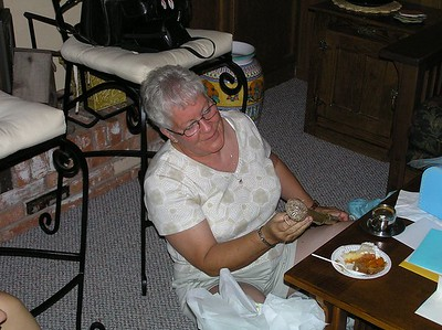 Grandma Barbara Retirement