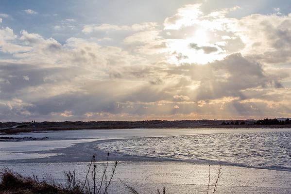 Jan 1st 2013 Conrad Beach Sunset