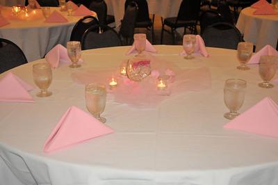 "A Pink & White Ball 'Celebrating Life"" April 28, 2012"