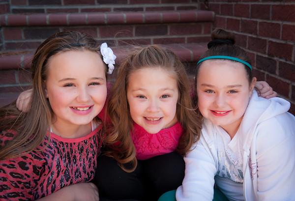 Kara, Hannah, Elly~Nov. 2013