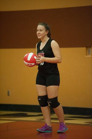 2016-17 Senior Girls Volleyball