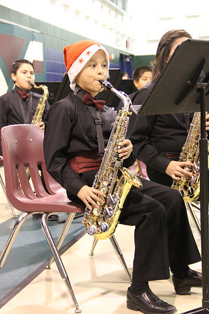 Montwood Middle Holiday Concert