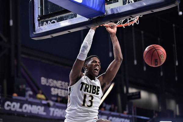 CAA Basketball Tournament - Non Delaware