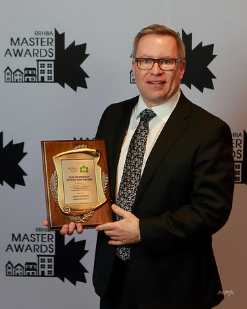2019 RRHBA Master Awards