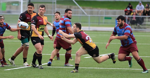 Round 4 Upper Hutt Rams (45) v Avalon (22)