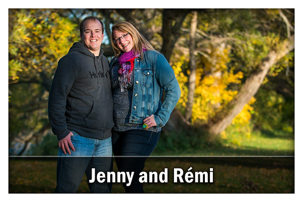 Jenny and Rémi