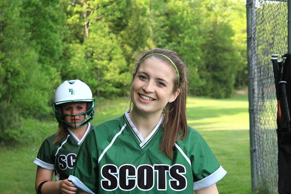 Morgan Bonny Eagle Softball 2011-2012