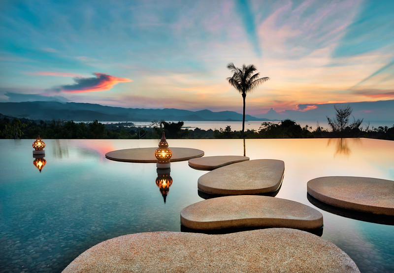 Stepping Stones In Koh Samui