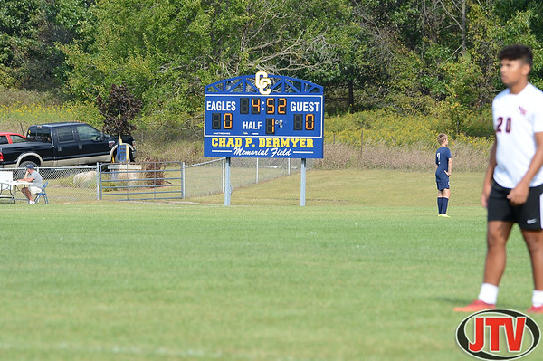 Soccer Northwest at Columbia Central 09-11-2021