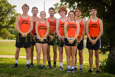 Bonner Springs Cross Country 2018