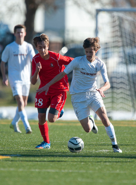 Bountiful VS  Viewmont in a early season game. At Viewmont High School in Bountiful on March 6, 2015.