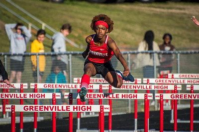 Greenville High School Track and Field 2019