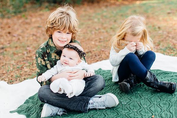 Hudson, Nora, Piper