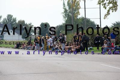 Parade & Coronation