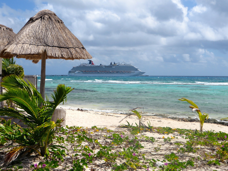 Costa Maya, Mexico and the Carnival Dream