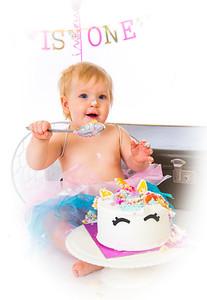 Imogen's Cake Smash