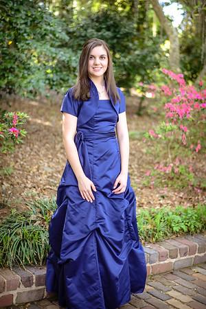Melody Alcorn Senior Shoot