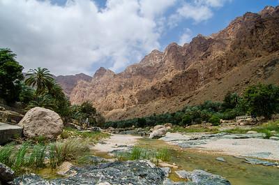 Wadi Tiwi, Wadi Shap