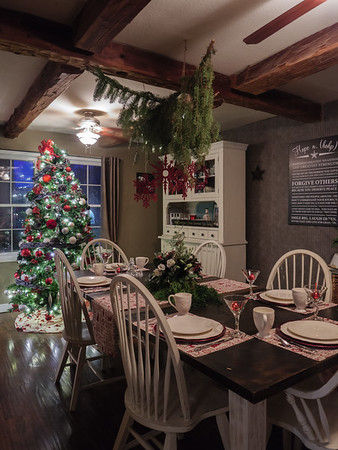 The Reid Home - Dunnville Christmas Home Tour 2017