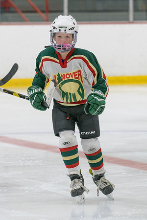 2019 12-17 Hockey Hanover Wild Squirts Hockey