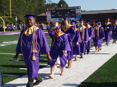 East Coweta Graduation Ceremony 2019