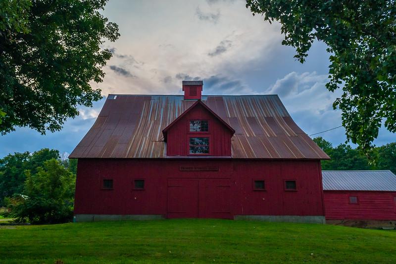 Homer Knight Barn